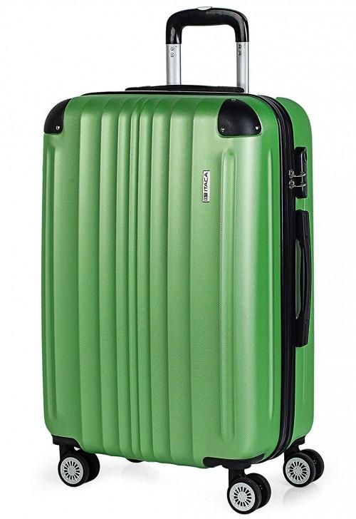 77106002 maleta mediana itaca verde
