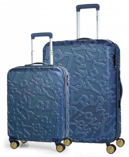 17111501 juego maletas cabina + mediana lois zion