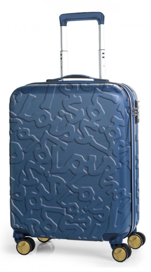 17115001 maleta de cabina lois zion azul