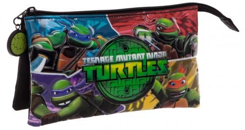 2294351 portatodo tortugas ninja tres compartimentos