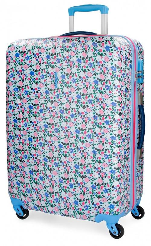 4269261 maleta mediana roll road pretty blue