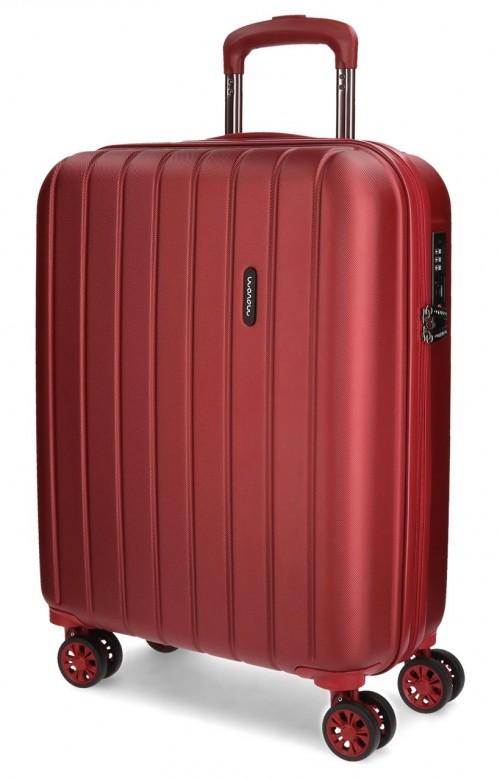 5319166 maleta movom wood roja