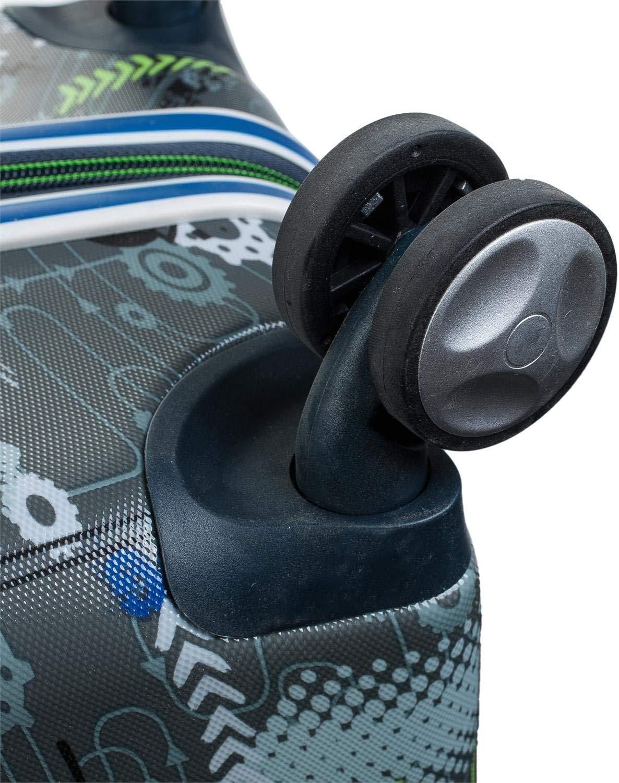 53860 maleta mediana skapa t extreme 4 ruedas  ruedas dobles