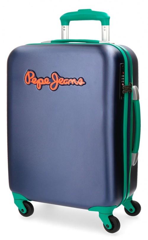 5399161 maleta cabina pepe jeans bristol marino
