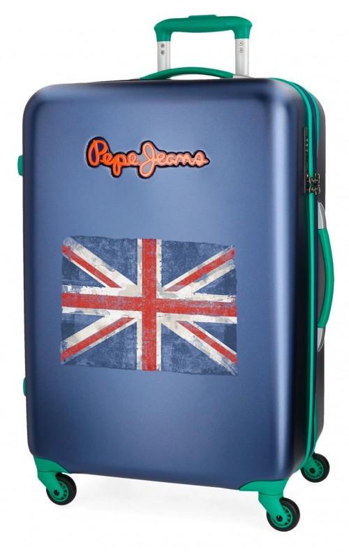 5399265 maleta mediana bristol azul
