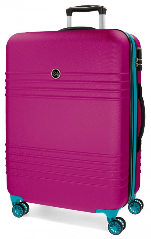 5579266 trolley mediano  roll road india fucsia