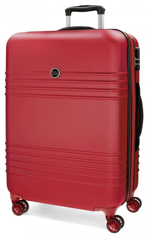 5579363 trolley grande roll road india rojo