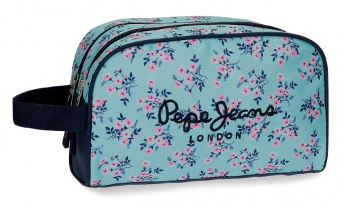 6014461 neceser doble compartimento adaptabel pepe jeans denise