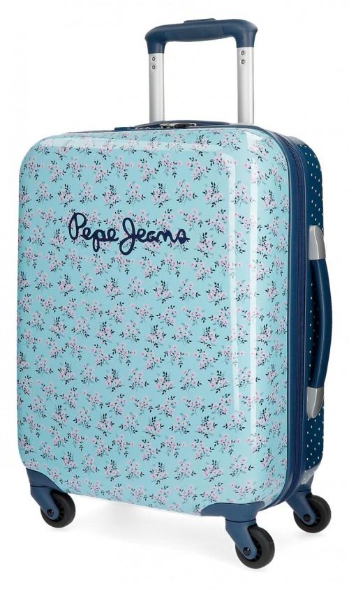 6017061 maleta cabina pepe jeans 55 cm  denise