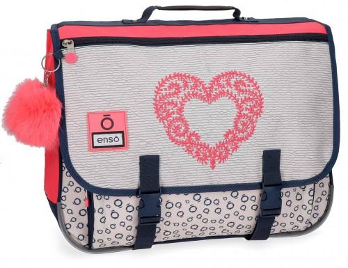 9025161 Cartera Mochila Adaptable a Trolley Enso Heart