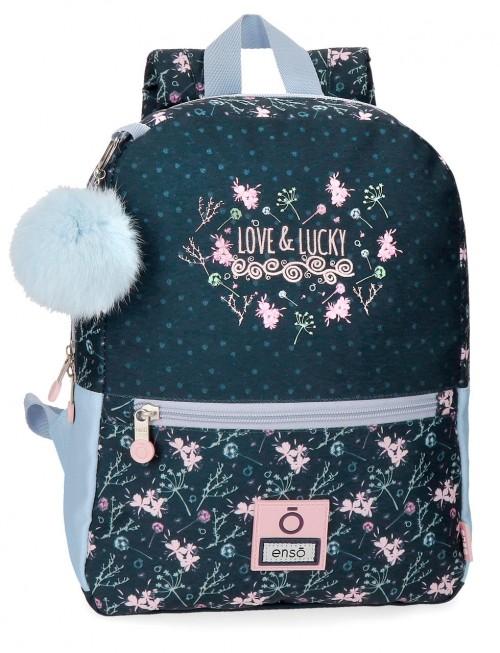 9112161 mochila paseo 32 cm enso love & lucky