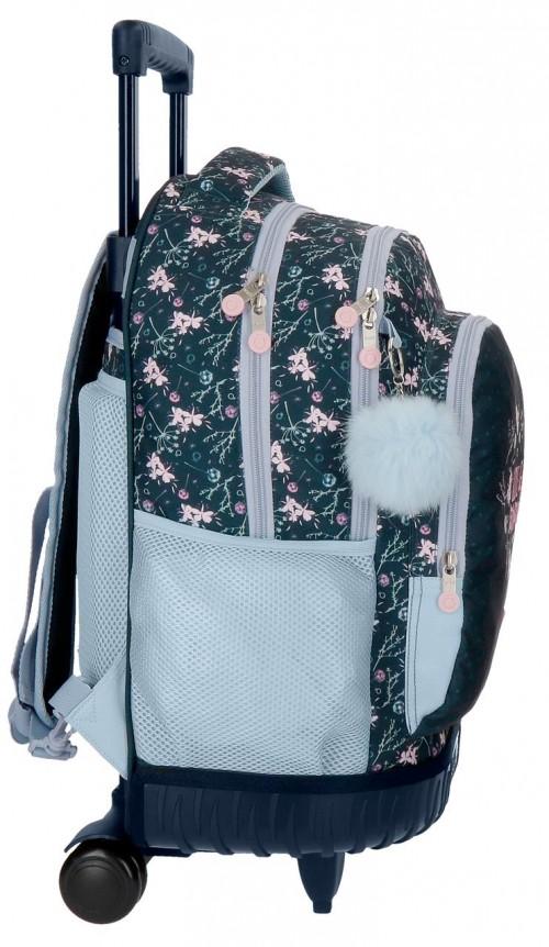 9112961 mochila compacta reforzada enso love & lucky lateral