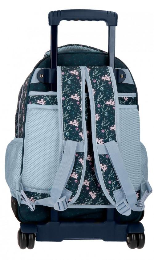 9112961 mochila compacta reforzada enso love & lucky trasera