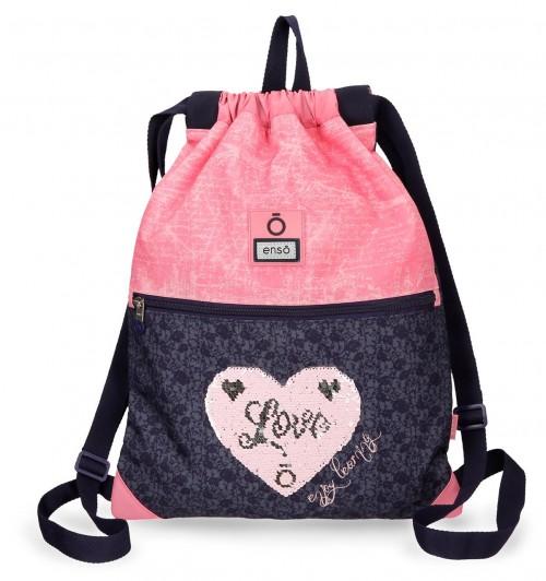 9143861 gym sac con cremallera enso learn