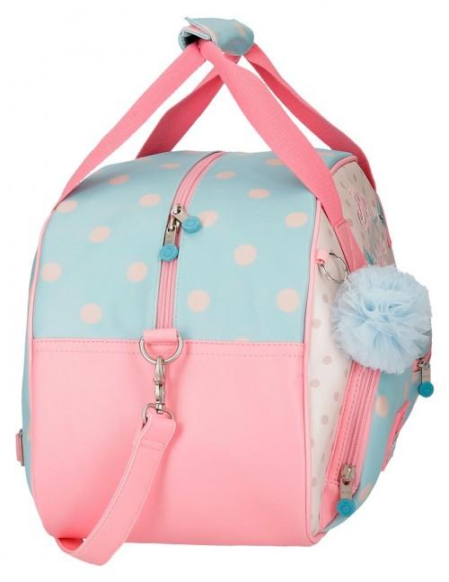 9173161 bolsa de viaje 45 cm enso belle & chic lateral