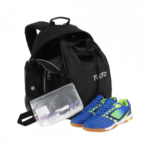 crayoles n01 con  bolsa zapatos y bolsa de aseo extraíble