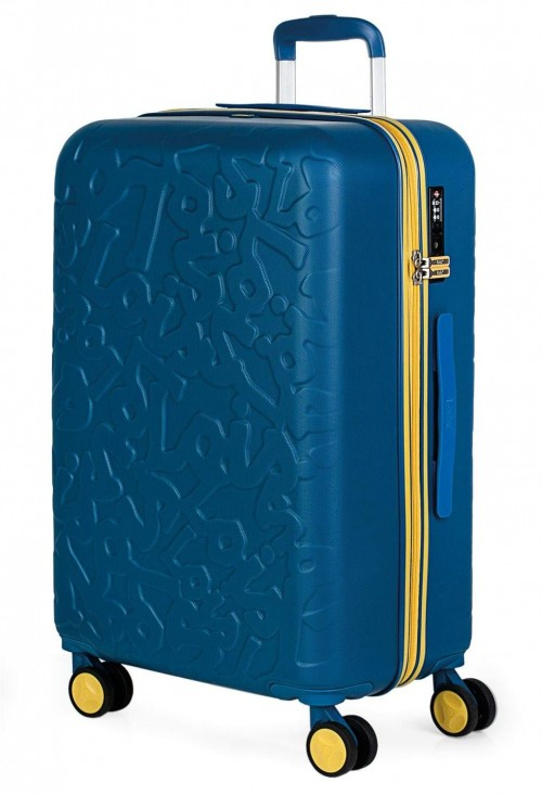 17116001 maleta mediana en abs lois zio azul