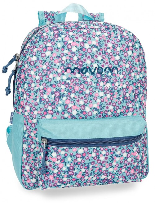 3172261 mochila de paseo 32 cm movom nina azul