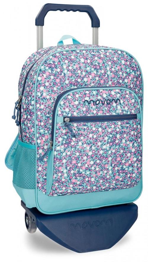31723N1 mochila con carro movom nina azul