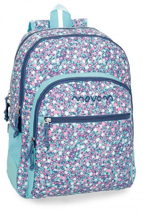 31726B1 mochila adaptable reforzada doble movom nina azul