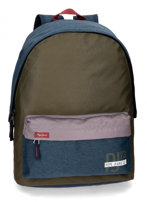 60423B1 Mochila adaptable pepe jeans trade