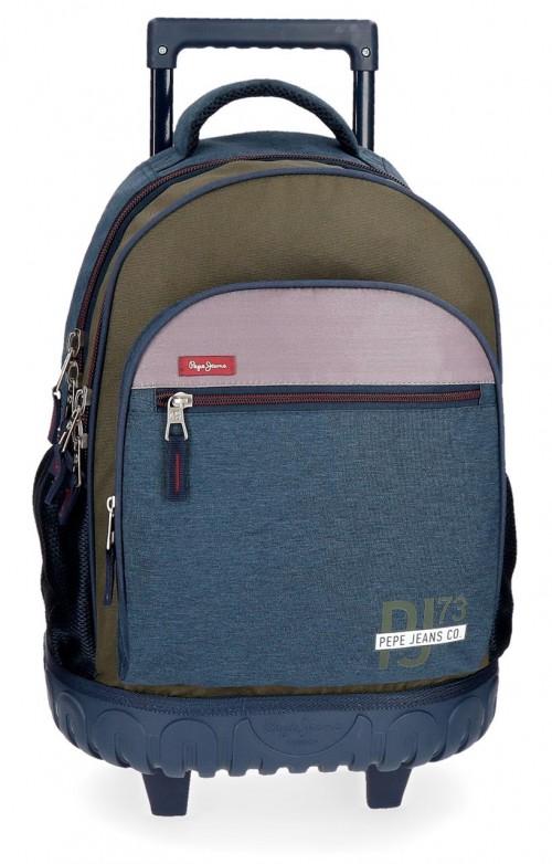 6042961 mochila reforzada pepe jeans trade