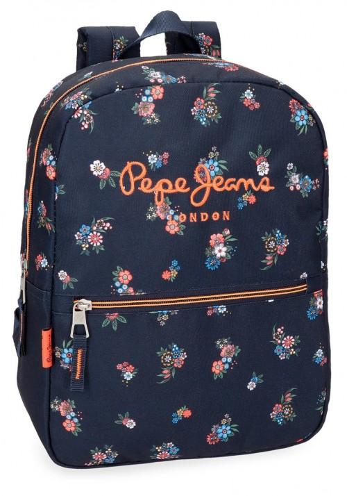 6142161 mochila de paseo pepe jeans sira
