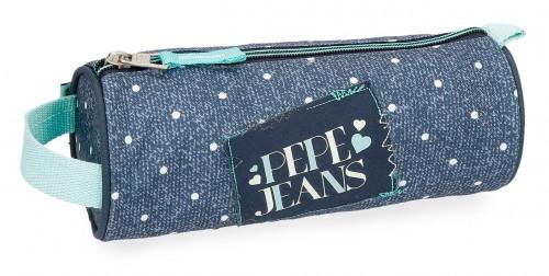 6154161 portatodo redondo pepe jeans olaia azul