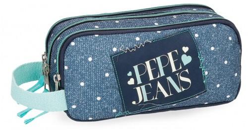 6154761 portatodo triple pepe jeans olaia azul