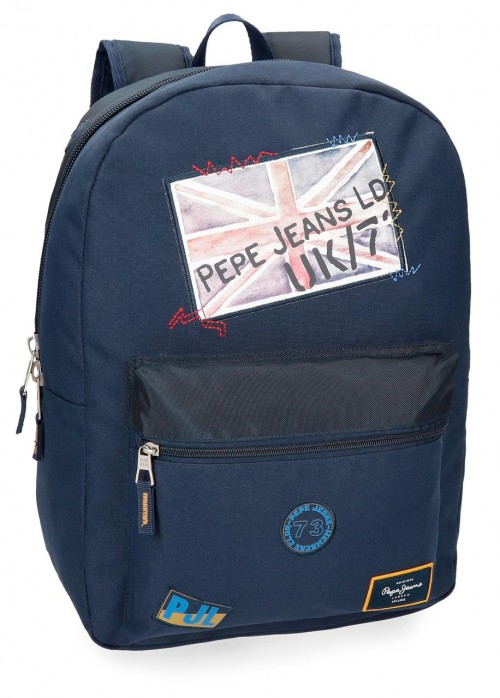 61923B1 mochila adaptable pepe jeans scarf