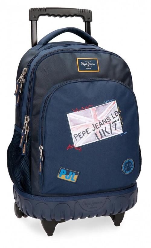 6192961 mochila reforzada pepe jeans scrf