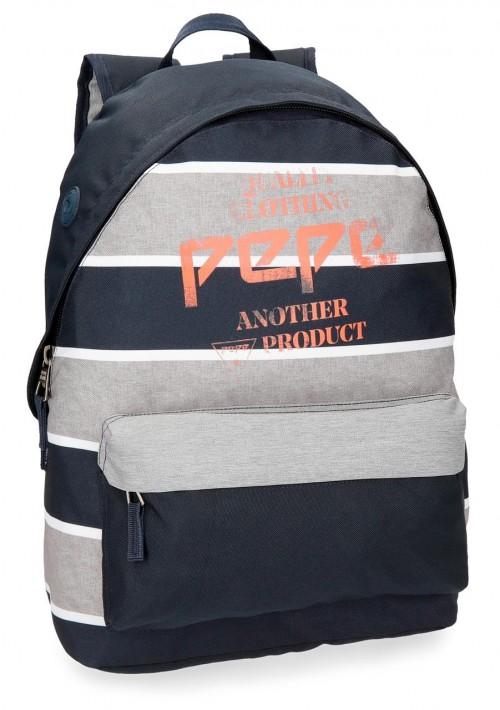 62123B1 mochila adaptable pepe jeans pierre