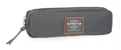6224065 estuche estrecho pepe jeans cross gris