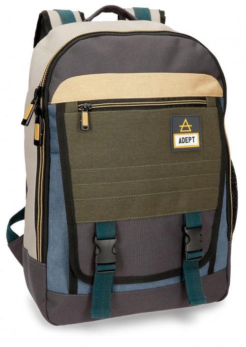 90823B1 mochila adaptable portaordenador. adept camper
