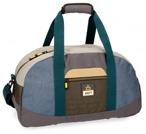 9083561 bolsa de viaje 50 cm adept camper
