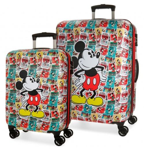 3331961 juego maleta cabina y mediana mickey posters