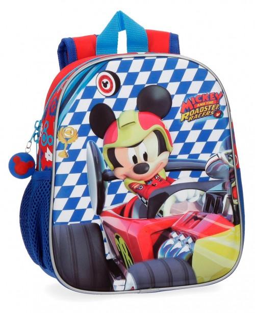 4282061 mochila 25 cm mickey race