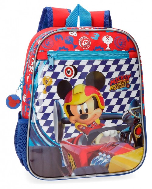 42821B1 mochila adaptable 28 cm mickey race