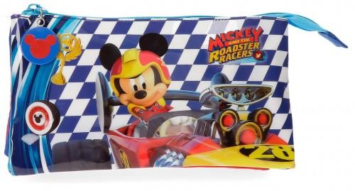 4284361 portatodo 3 compartimentos mickey race