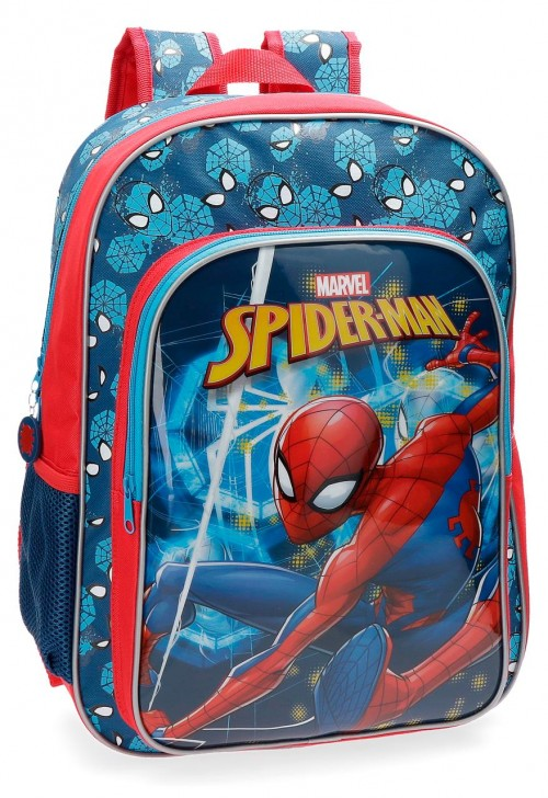 4312361 mochila 40 cm spiderman neo