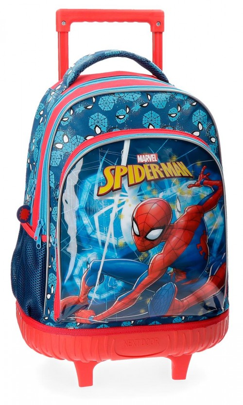 4312961 mochila reforzada spiderman neo
