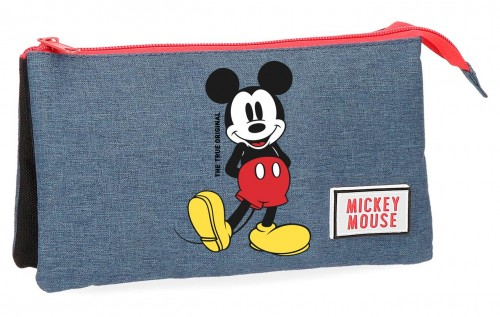 4374361 portatodo triple mickey blue