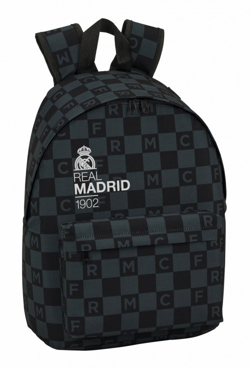 "641849819 Mochila para Portatil 14.1"" Real Madrid"