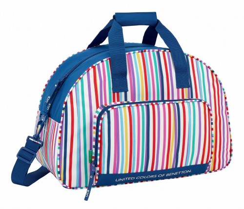 711828219 bolsa de deporte benetton color lines