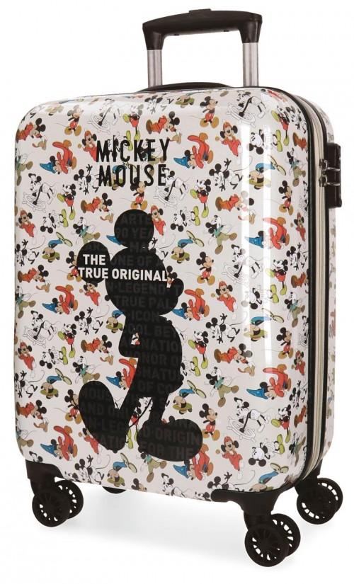 3321761 maleta infantil de cabina mickey true original