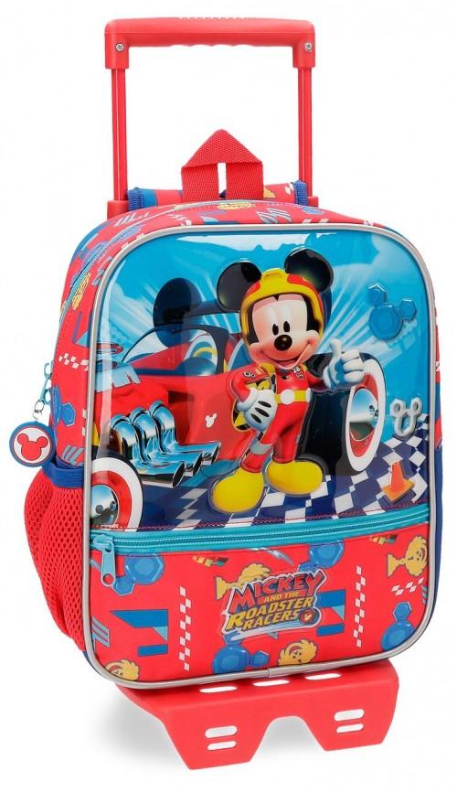 23221N1 mochila 28 cm carro mickey winner