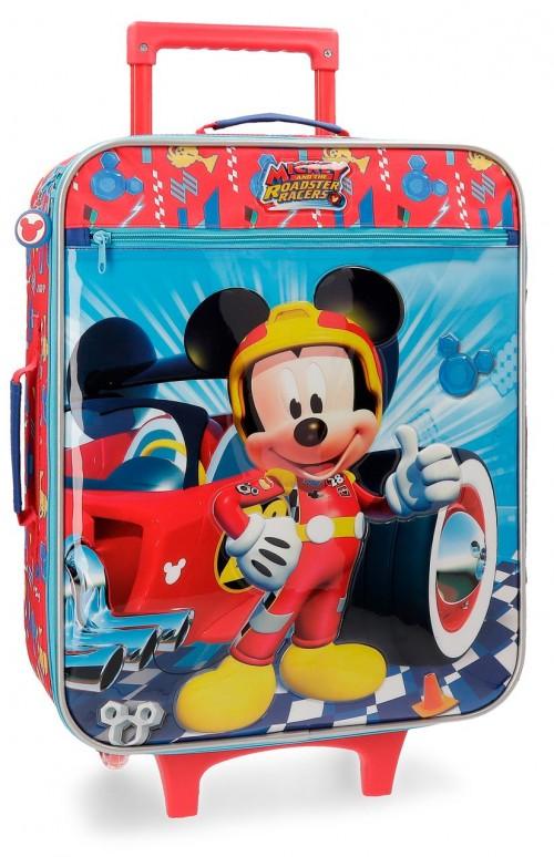 2329061 maleta cabina 2 ruedas mickey winner