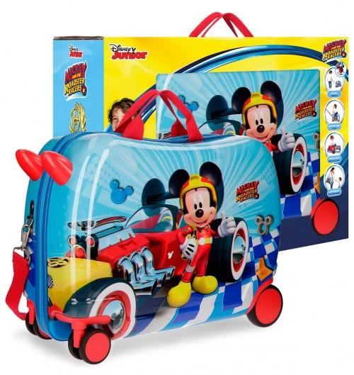 23298C1 maleta infantil correpasillos mickey winner