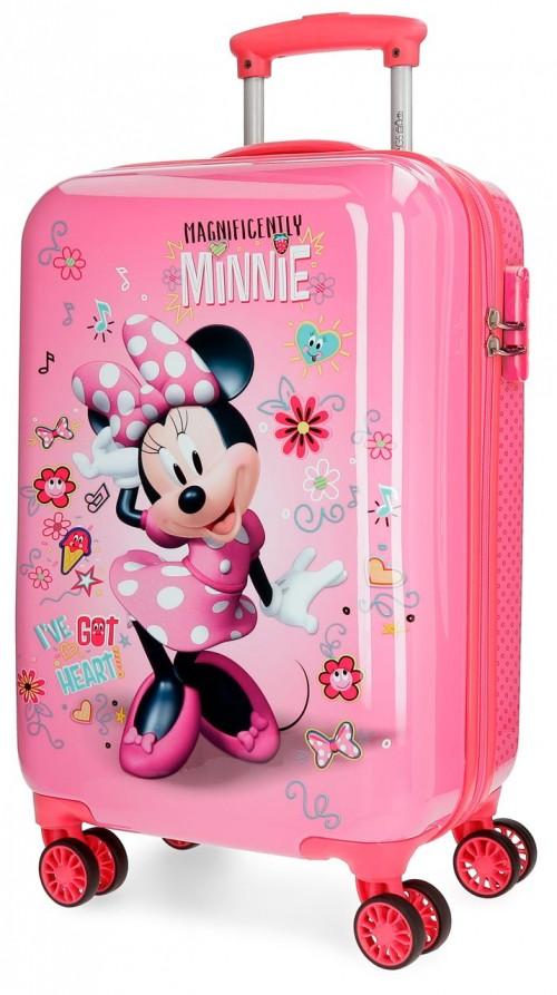 2331461 maleta de cabina minnie stickers