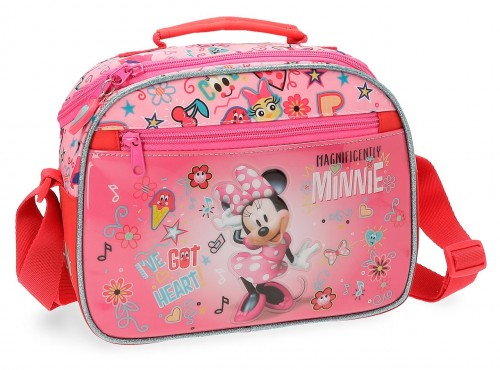 2334861 neceser con bandolera adaptable minnie stickers